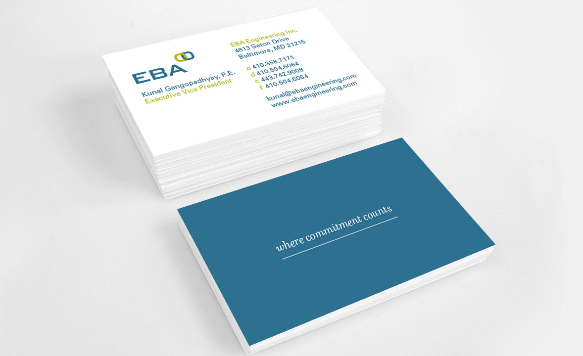 EBA Engineering Identity