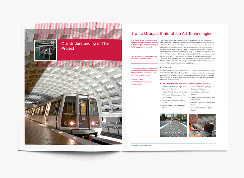 TTG Collateral Redesign
