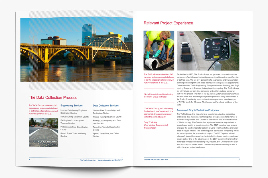 The Traffic Group Collateral