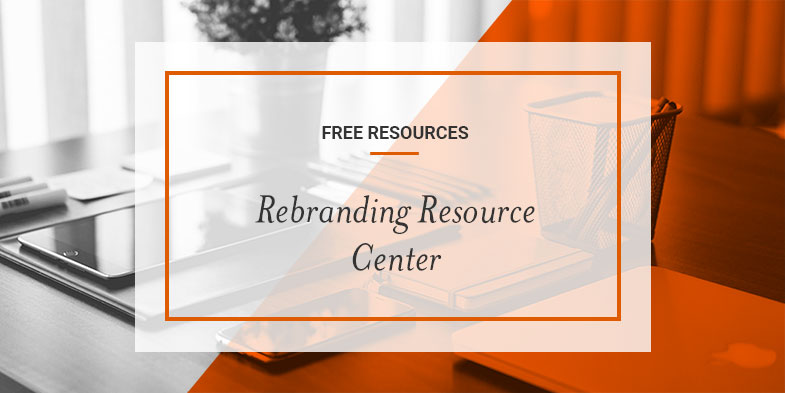 rebranding resource center