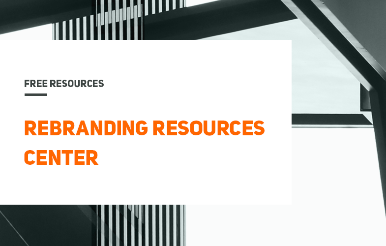 Rebranding Resource Center for Busy Marketers and Business Leaders