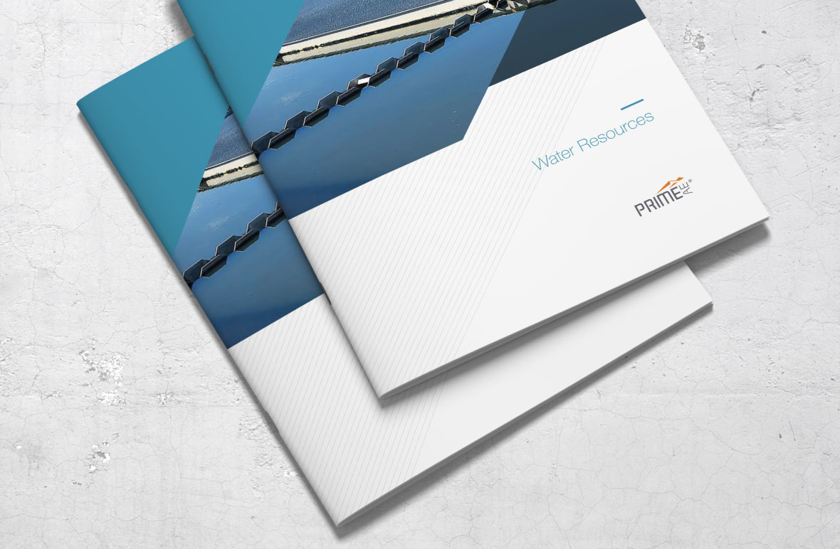 PRIME AE Group collateral redesign