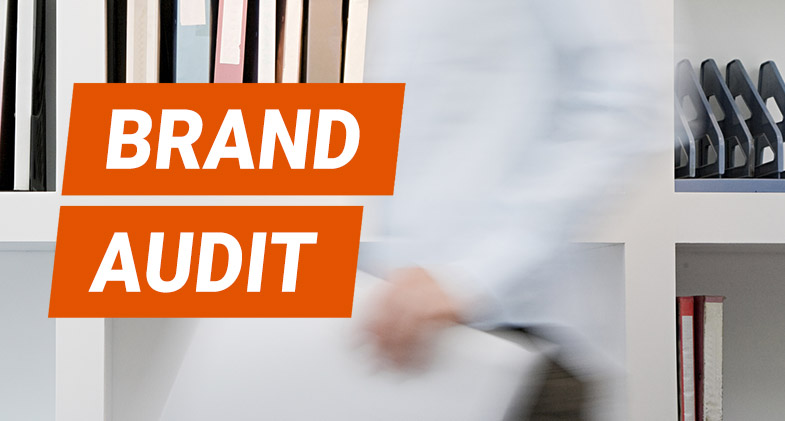 step-by-step guide to conducting a brand audit